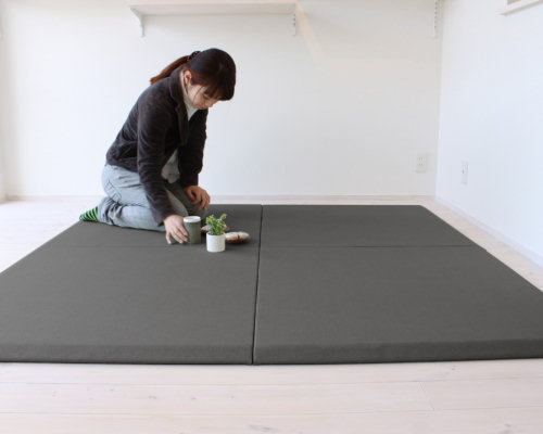 Slope Tatami Floor Mat Set