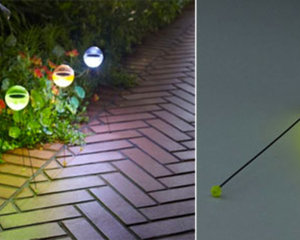 Solar Light Ball