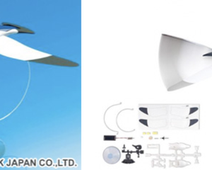 Solar Powered Seagull Kit