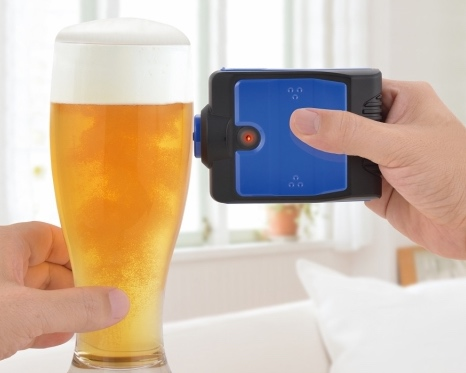 Sonic Hour Portable Beer Foam Head Generator