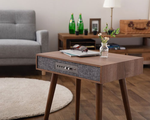 Emoor Bluetooth Speaker Table