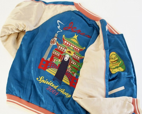 Spirited Away Bathhouse Jacket