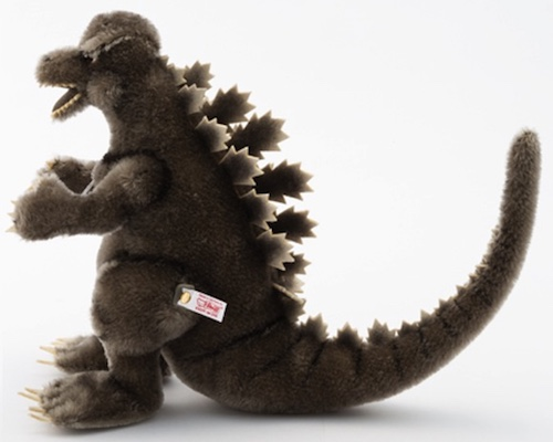 Steiff Godzilla 60th Anniversary Japan Limited Edition Toy