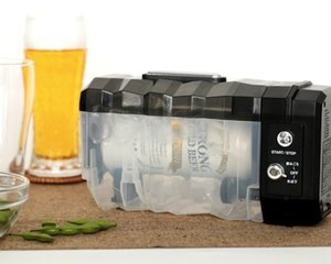 Rapid Beer Cooler