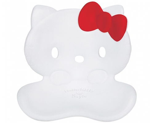 Style Hello Kitty Back Support Seat Cushion
