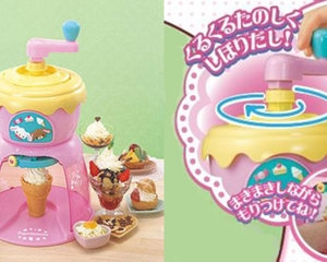 Sugar Bunnies Maker Soft Cream