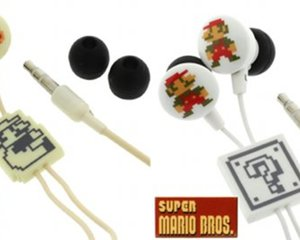 Super Mario Bros. Earphones