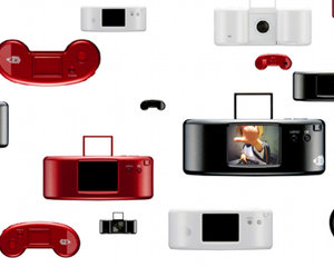 Superheadz Digital Harinezumi 3.0 Camera