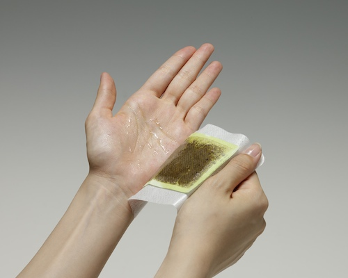 Syuraku Hand Care Sheets Set
