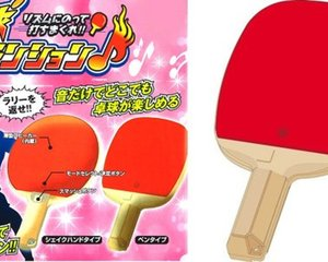 Takkyu High Tension Virtual Table Tennis