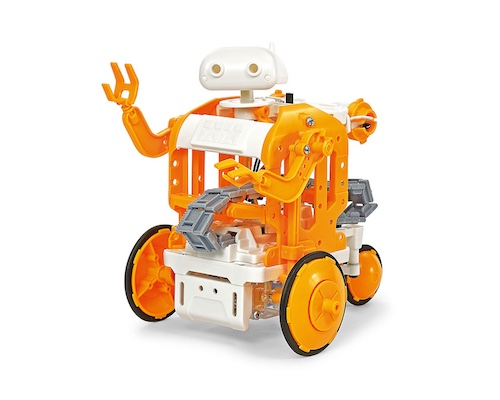 Tamiya Chain-Program Robot Building Kit
