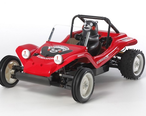 Tamiya RC Buggy Kumamon