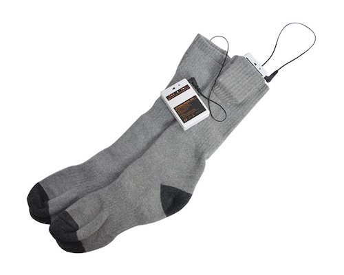 Kairo Heated Socks Feet Warmers