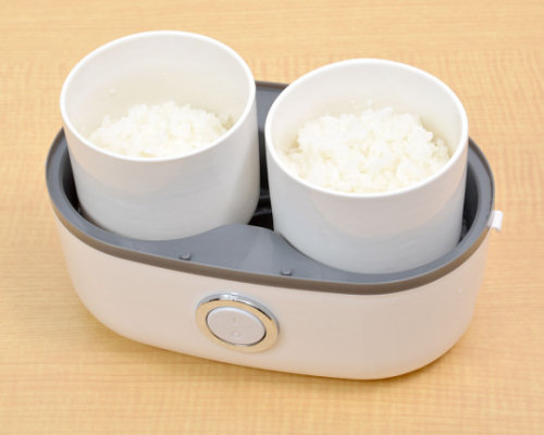Thanko Personal Rice Cooker for Solo Use