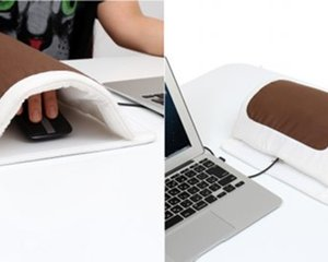 USB Heated Futon Mouse Pad