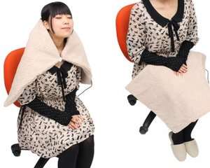 USB Heated Knee Blanket