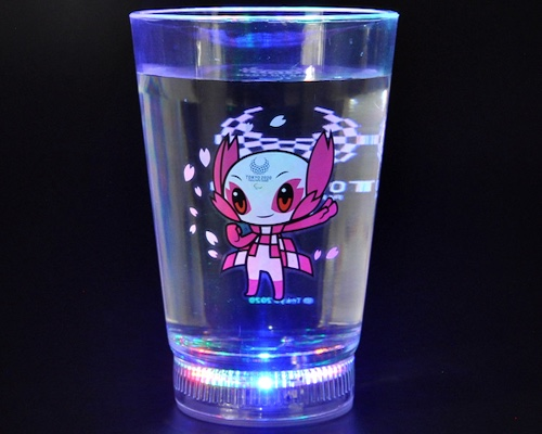 Tokyo 2020 Paralympics LED Light-Up Cup