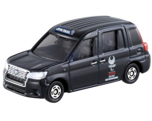 Tokyo 2020 Olympics and Paralympics Toyota JPN Taxi Tomica