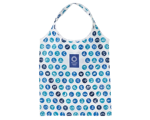 Tokyo 2020 Olympics Pictograms Packable Tote Bag
