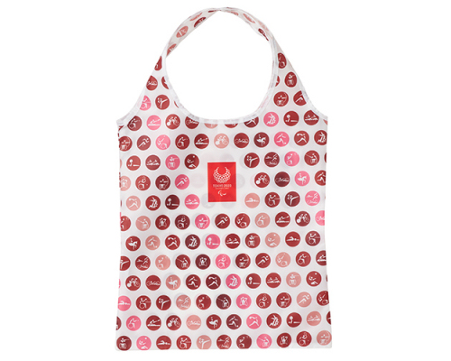 Tokyo 2020 Paralympics Pictograms Packable Tote Bag