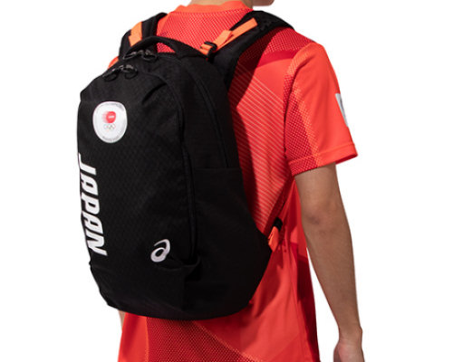 Tokyo 2020 Olympics Japan Olympic Team Japan Asics Backpack
