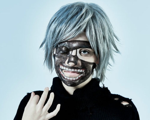 Tokyo Ghoul Face Pack (Three Pack)