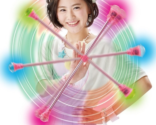 Twirl Ring Baton