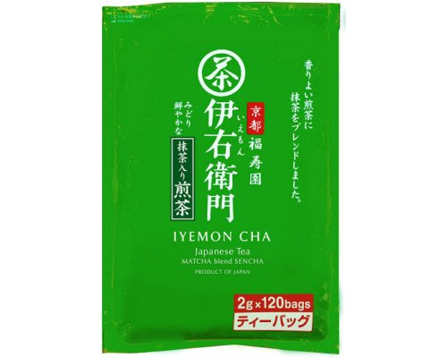 Uji no Tsuyu Iyemon Tea Bags