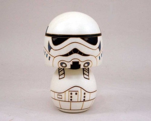 Usaburo Star Wars Kokeshi Dolls