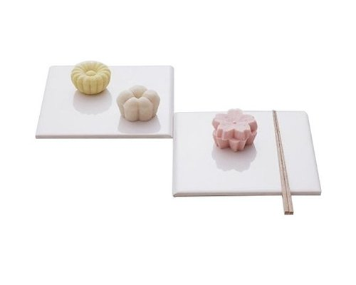Wagashi Japanese Sweets Flower Molds