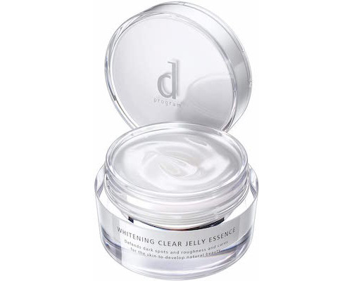 Shiseido d program Whitening Clear Jelly Essence