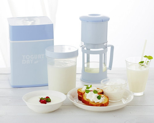 Yogurt Day Greek Yogurt Maker