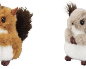 Yume Risu Dream Squirrel Chipmunk Pet