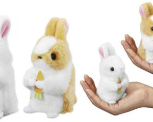 Yume Usagi Dream Rabbit Robotic Pet