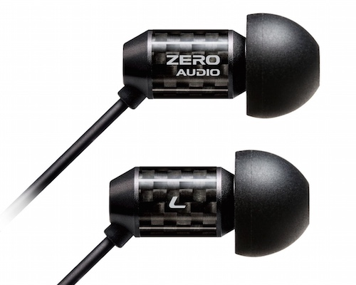 Zero Audio Carbo Tenore ZH-DX200-CT Earphones