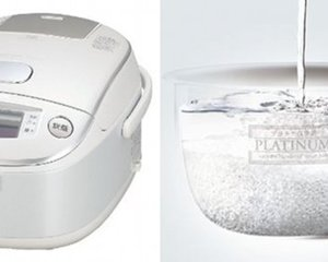Zojirushi Kiwamedaki NP-LU10 Ultimate Rice Cooker