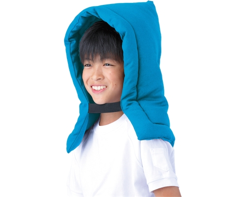 Zukin Earthquake Hood and Cushion Cover