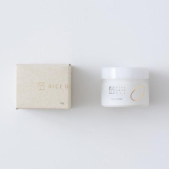 Rice Bran Facial Cream
