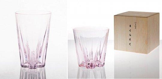 Sakurasaku Design-Trinkgläser