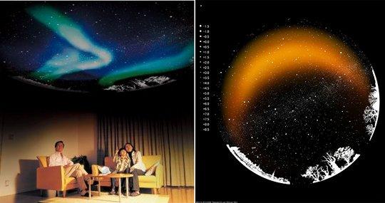Homestar Aurora Heimplanetarium von Sega Toys