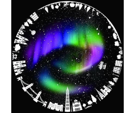Disney Characters Homestar Magical Night Home Planetarium