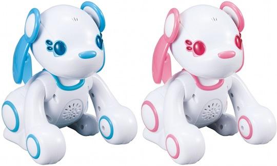 Heart Energy Poochi Dog Robot by Sega Toys