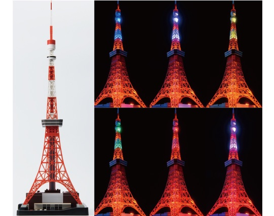 Tokyo Tower in My Room