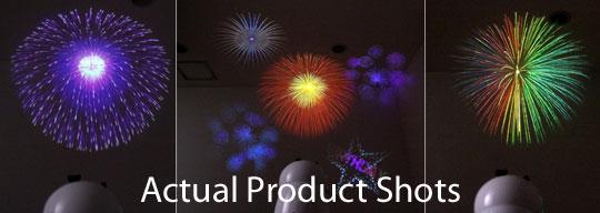 Uchiage Hanabi Fireworks Projector