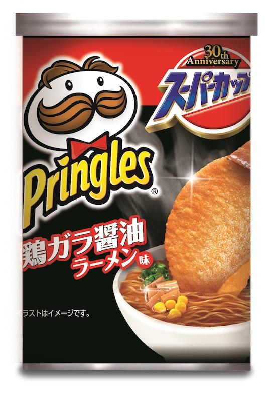 Ramen Noodles Flavor Pringles (12 Pack)