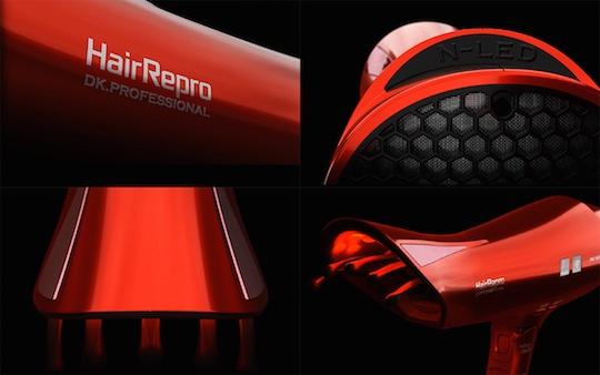Hair Repo N-LED Sonic Hair Dryer
