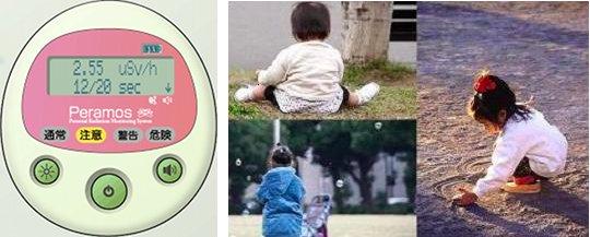 Peramos Geigerzähler für Kinder