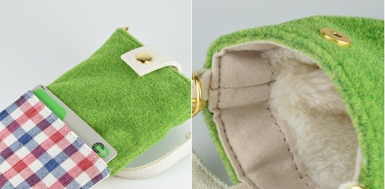 Shibaful Mobile Pouch