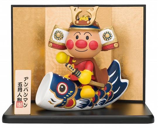 Anpanman May Doll Gogatsu Ningyo