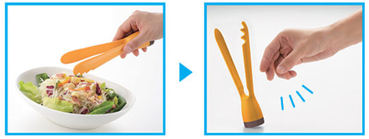 Swing Tongs